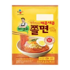 Korean Style Chewy Noodles Hot & Sour 16oz(454g)
