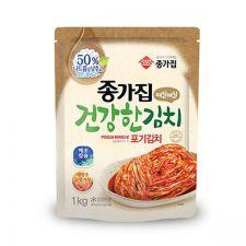 Whole Cabbage Kimchi (Poggi Kimchi Low Sodium) 2.2lb(1kg)
