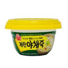 Egg and Vegetable Rice Porridge 10.1oz(285g)