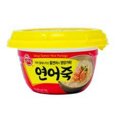 Salmon Rice Porridge 10.1oz(285g)