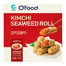 O'Food Kimchi Seaweed Roll 14.1oz(400g)