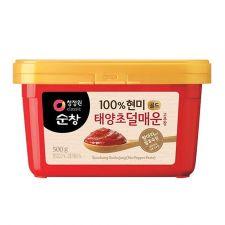 Soonchang Mild Brown Rice Hot Pepper Paste 1.1lb(500g)