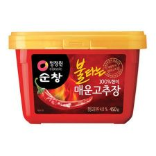 Hot Pepper Paste (Very Hot) 15.87oz(450g)