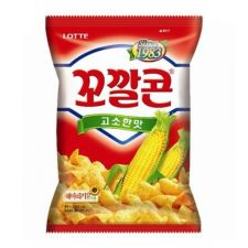 Corn Snack Big Size 5.08oz(144g)