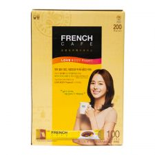French Cafe Coffee Mix 0.38oz(10.9g) 100 Sticks