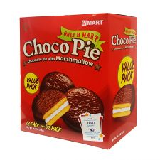 Choco Pie Value Pack 1.05oz(29g) 24 Packs (Box)
