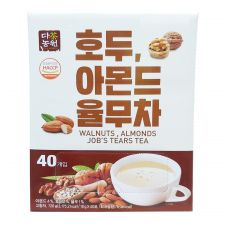 Walnuts Almonds Job's Tears Tea 0.63oz(18g) 40 Packs