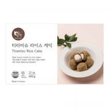Tiramisu Cream Rice Cake 21oz(600g)