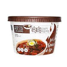 Cook Tok Rice Cup Jjajang 5.08oz(144g)