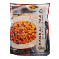 Frozen Beolgyo Hot Cockle With Fried Rice 6.35oz(180g)