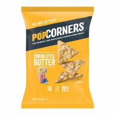 Popped Corn Chips Butter 5oz(142g)