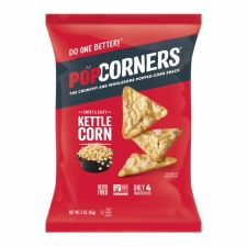 Popped Corn Chips Kettle Corn 5oz(142g)