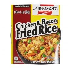 Chicken & Bacon Fried Rice 9.87oz(280g)