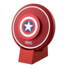 Marvel Portable Air Purifier Captain America 7.48x3.54in 15oz(425g)