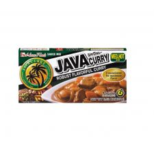 Java Curry Sauce Mix Med Hot 6.52oz(185g)