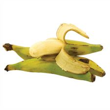 Yellow Plantain 2 Ea