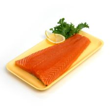 Farm-Raised Salmon Fillet 12oz(340g) 1 Pc