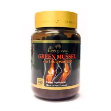 Green Mussel with Glucosamine 1000mg 180 Cap