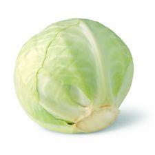 White Flat Cabbage 4lb(1.8kg)