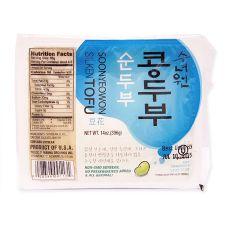 Silken Tofu 14oz(396g)