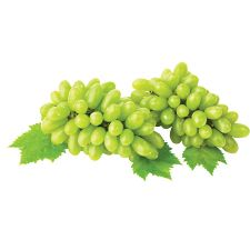 Seedless Green Grape 2lb(907g)