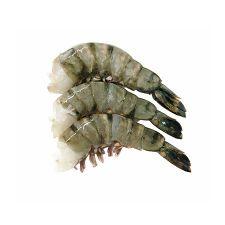 Farm-Raised Tiger Shrimp 8/12 0.5lb(7-8 Pcs)