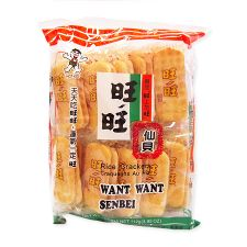 Rice Crackers Senbei 3.95oz(112g)