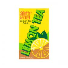 Lemon Tea 8.45 fl.oz(250ml) 6 Packs