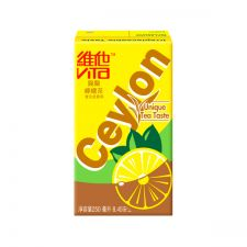 Ceylon Lemon Tea 8.45 fl.oz(250ml) 6 Packs
