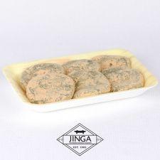Herbal Rice Cakes w/ Soybean Powder