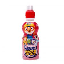 Pororo Strawberry Flavor Juice Drink 7.95 fl.oz(235ml)