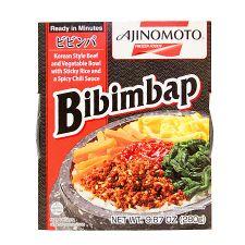 Korean Bibimbap Don 9.87oz(280g)