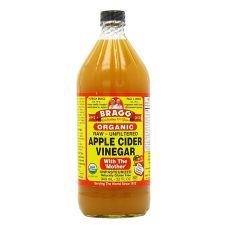 Organic Apple Cider Vinegar 32oz(946ml)