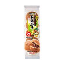 Marukyo Dorayaki - Chestnut (Baked Red Bean Cake)