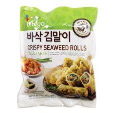 Crispy Seaweed Vegetable Rolls 1.1lb(500g)