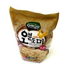 NUTRI -WHOLE GRAIN BROWN RICE - 3LBS