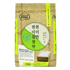 Brown Rice Brown Sweet Rice 15lb(6.8kg)