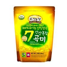 Organic Mixed Grains (7 Different Kinds of Grains) 3lb(1.36kg)