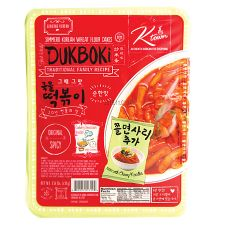 Dukboki Original Spicy with Chewy Noodles 1.58lb(720g)