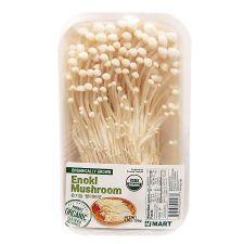 Organic Enoki Mushroom 5.3oz(150g)