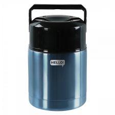 Food Jar - Blue