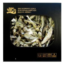 Dried Anchovy(Dashi) 1lb(16oz)