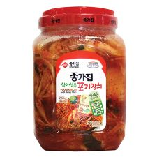 Fiber Poggi Kimchi (Whole Cabbage Kimchi) 2.5kg