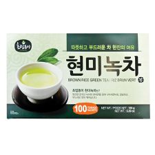 Green Tea with Brown Rice - 100pks