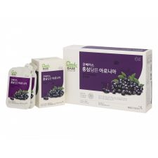 GoodBase Red Ginseng & Aronia 1.69oz(50ml) 30 Pouches