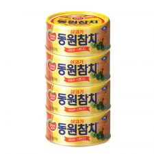 Light Standard Tuna 5.29oz(150g) 4 Cans