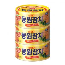 Light Standard Tuna 8.82oz(250g) 3 cans