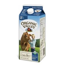 2% Reduced Fat Milk