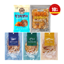 Dried Seafood Set (5 pcs)