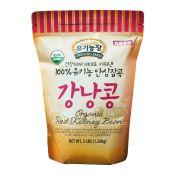 Organic Farm Organic Red Kidney Bean 3lb(1.36kg), 유기농장 100% 유기농 안심잡곡 강낭콩 3lb(1.36kg), 有機農場 Organic Red Kidney Bean 3lb(1.36kg)